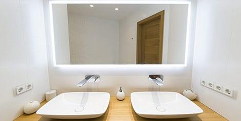 badkamerverlichting in Bierbeek