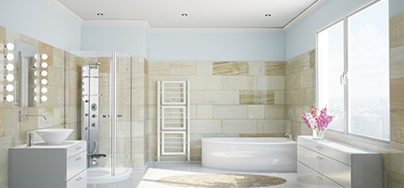 Ikea badkamer installeren? Vergelijk & bespaar op de installatie!