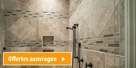Badkamerrenovatie oost vlaanderen ontwerpen renoveren for Kostprijs renovatie badkamer