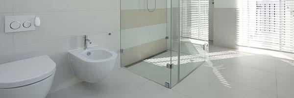 nieuwe badkamer Aarschot