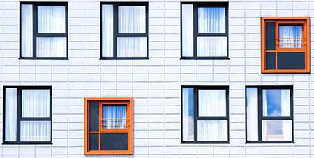 stalen ramen in Brussel